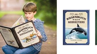 Riesenbücher zum Staunen und Entdecken