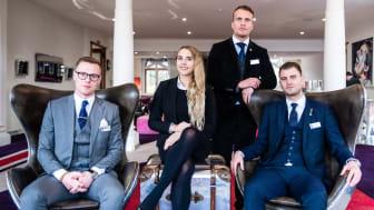 Öppet Hus online-Hotel Institute Montreux