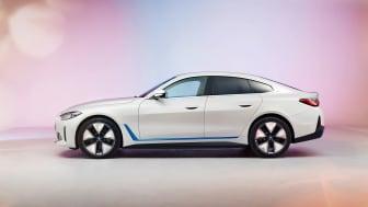 Produktionsklar BMW i4 afsløret