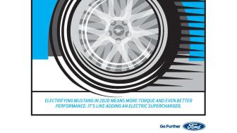 2020-ra elektromos hajtású F-150 pickup, Mustang és Transit gyarapítja a Ford elektromos kínálatát