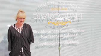 Katja Wulff, konstnär och matboksförfattare