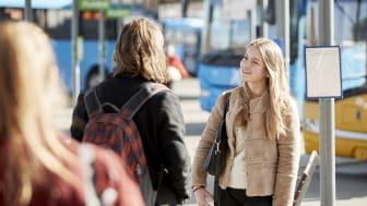 Busserne skifter plads på Aarhus Rutebilstation