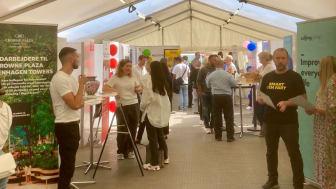 Copenhagen Medicals jobmesse i Fælledparken i september