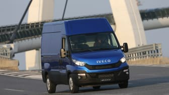 Norgespremiere for Iveco Daily – Hi-Matic