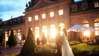 Traumhotels für Traumhochzeiten: Einzigartiges Ambiente und hervorragenden Service bietet das Maritim am Schlossgarten Fulda genauso wie weitere über 30 Maritim Hotels in ganz Deutschland.