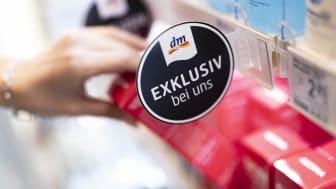 dm-drogerie markt ist aus Kundensicht der beste deutsche Händler