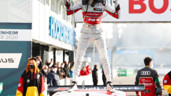 Rene Rast vinner DTM för tredje gången