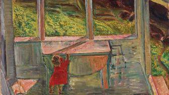 Vera Nilsson, Lillan på verandan