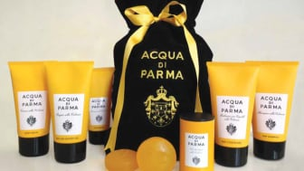 Italian elegance at Grand Hôtel with exclusive Acqua di Parma