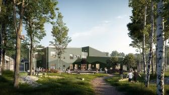 Liljewall får fossilfritt projekteringslednings- och storköksuppdrag