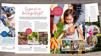 Visit Trelleborg tillsammans med Skurup, Svedala och Vellinge kommun visar upp det samlade turistiska utbudet längs Skånes Sydkust i magasinet Inspiration Sydkusten!