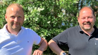 Gustav Nord och David Nilsson