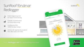 SunRoof förvärvar Redlogger och skapar förutsättningar för en exceptionell energimarknad i Europa