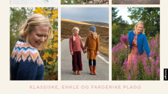 Ny strikkebok av Ingvild Grane frå @skaperrom