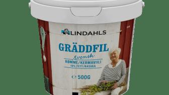 Lindahls gräddfil 500 gram