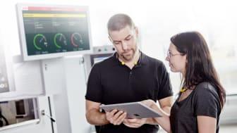 API PRO – AXXOS OEE erbjuder ett komplett stöd för effektivisering och driftsäkerhet