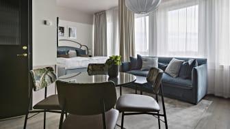 Hotel Giò i Solna öppnar som planerat.