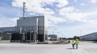Oskarshamn 3 - Sveriges största kärnreaktor levererar igen efter avslutad revision