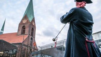 Am letzten Februar-Wochenende wird es mit dem Kieler Umschlag in der Innenstadt historisch!