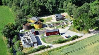 Ekeby avloppsreningsverk, NSVA