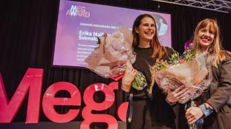 Malena Rydell och Erika Hallhagen, Svenska Dagbladet.