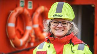 ESVAGTs nye Head of HSEQ Charlotte Feldvoss ser en stærk sikkerhedskultur som afgørende for ESVAGTs resultater.