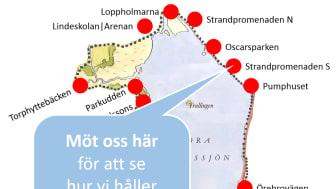 """Nio dagar kvar till """"Vi håller Lindesberg i rörelse"""" 6 maj"""