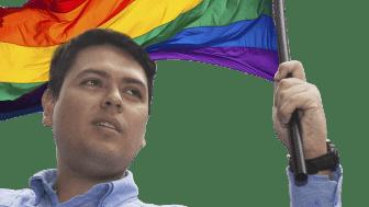 Rosmit Mantilla, hbtq-aktivist och riksdagsledamot