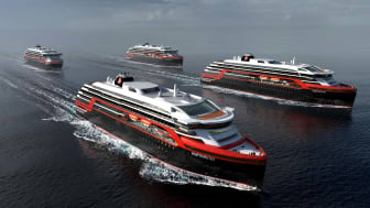 4 new explorer ships have been announced PHOTO: ®ROLLS-ROYCE
