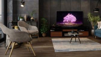 LG begynder den globale udrulning af dette års tv-modeller