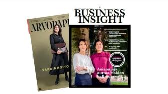 Tutkimus: Presserin tuottama Business Insight kaupallisen sisällön ykkönen