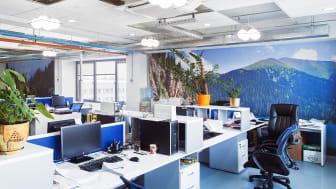 Ny Sifoundersökning: Bra ljudmiljö ökar produktiviteten på kontoret