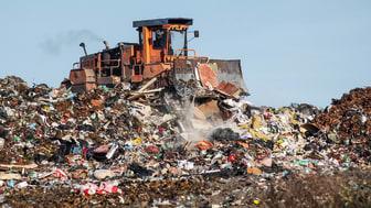 Avfallsberget måste minska. RE:Source är ett av flera pågående innovationsprojekt som ska göra världen bättre  i framtiden