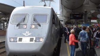 Välkommen till ett spännande seminarium om bättre järnväg mellan Oslo och Stockholm