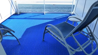 Bergo Flooring launches the world´s first multifunctional floor tile with IMO-approval.