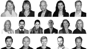 Stora Journalistprisets jury 2020