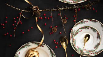 Rosenthal Yule Christmas collection.