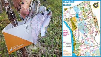 Digitala kartor lockar fler till orientering
