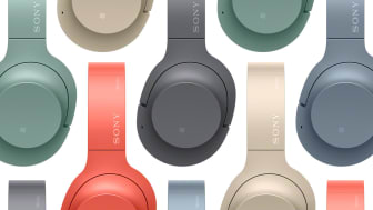 h.ear series from Sony gets new compact style and colour refresh