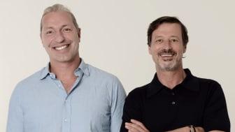 Die L'Osteria Gründer: Friedemann Findeis und Klaus Rader