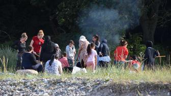 Tag På Tur er et projekt, som har til formål at få beboere fra sociale områder ud i naturen.