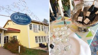 Invigning på Orbaden Spa & Resort