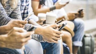Komplett Mobil passerer 50 000 mobilkunder.