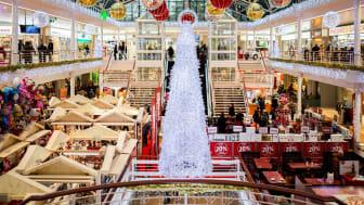 Lagförslagen innebär bland annat en säkrare julhandel från och med år 2020