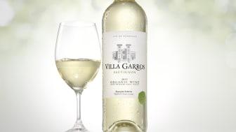 Villa Garros Sauvignon – nu ekologiskt!