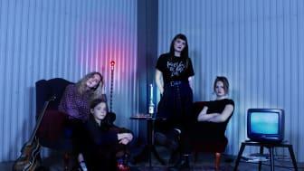 Hedda Hatar från Lund är ett av banden som valts ut till Nemis på Sweden Rock Festival i sommar.