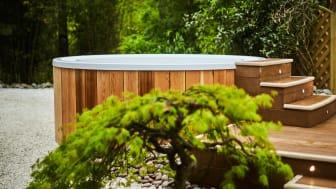 Hot Tubs at Aqua Sana Sherwood Forest