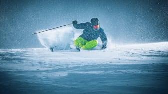 Skimode Trend - Nicht zu übersehen: Neon erobert die Skipisten zurück
