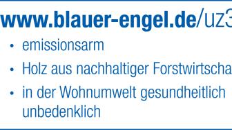 Blauer Engel_burgbad_Label