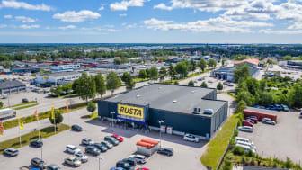 Colliers och K/S Västervik i samarbete kring uthyrning av 2 000 kvm i Västervik